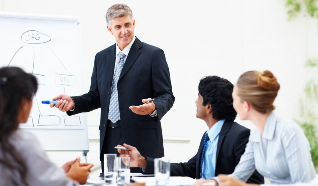 William Almonte-How to become a successful training consultant?